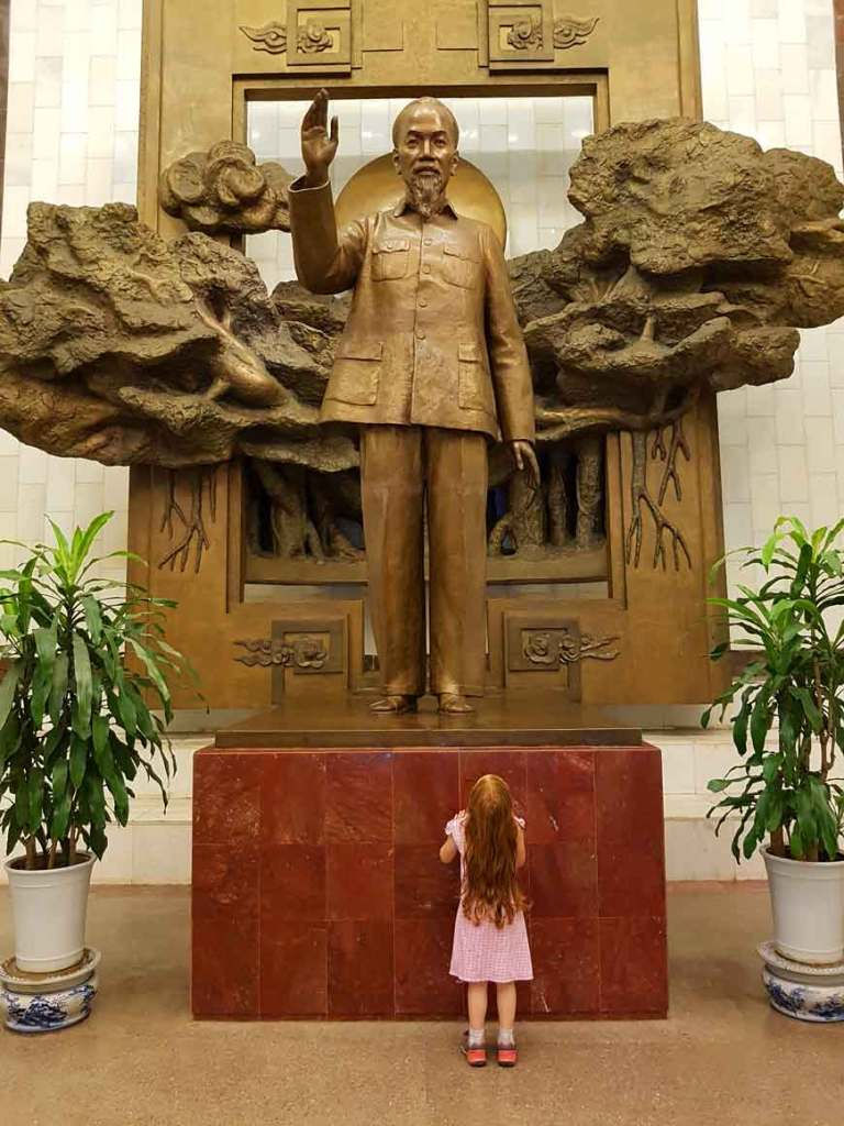 Reiseroute Vietnam