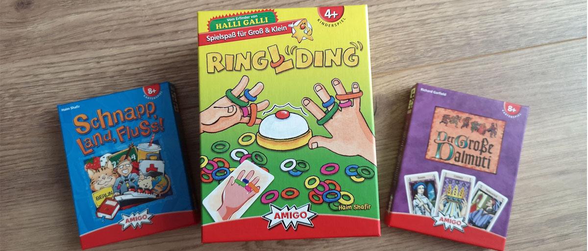 RingLDing AMIGO Spiele