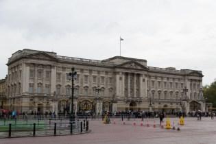 Buckingham Palace Oktober 2015