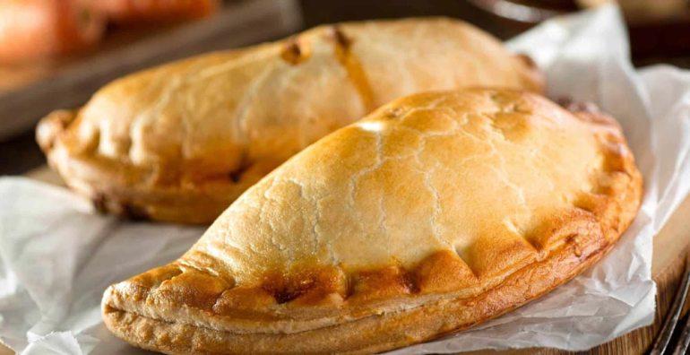 Cornish Pasties - we love it!