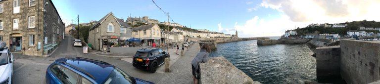 Porthleven Hafen