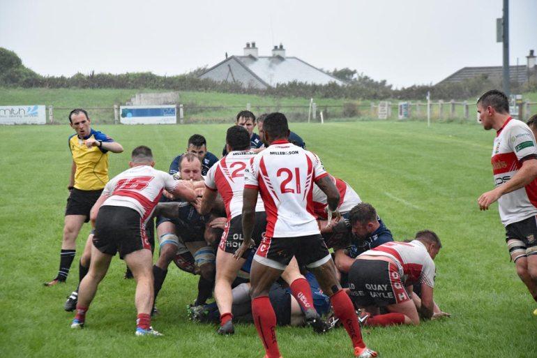 Rugby - Erlebnis St Ives