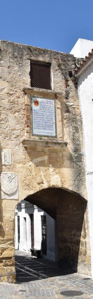 Altstadt Vejer de la Frontera