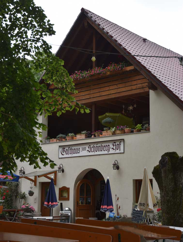Freiburg Schönberg-Hof