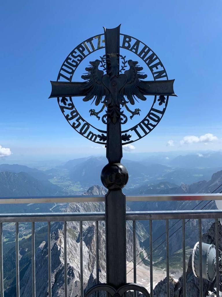 Gipfelkreuz Tirol