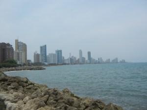 Die andere Seite Cartagenas