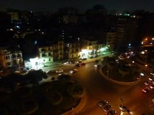 Kairo bei Nacht
