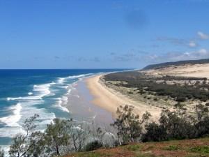 Schönes Fraser Island
