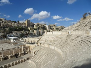 Roemisches Theater in Amman