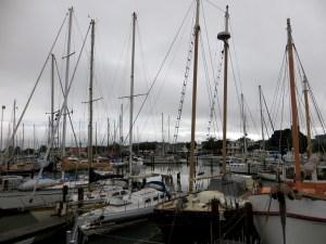 Hafen von Whangarei