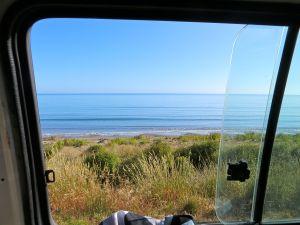 Campingplatz am Marfells Beach
