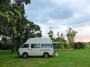 Te Haruhi Bay Camping Ground