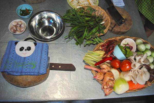 Reisetips om matkurs i Chiang Mai