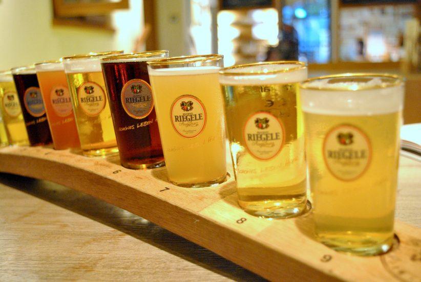 Ølsmaking i Augsburg!