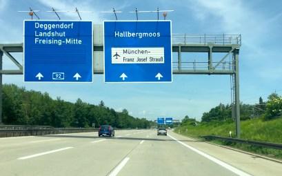 Kjøre bil i Tyskland
