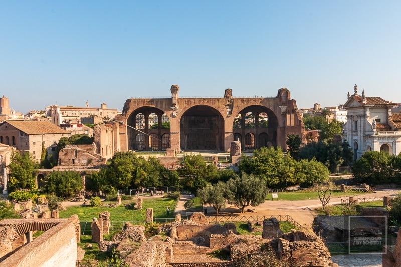 Forum Romanum - Ein Besuch im Machtzentrum Roms 1