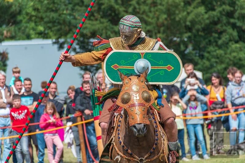 Römerfest - Die Römer kehrten nach Xanten zurück 3