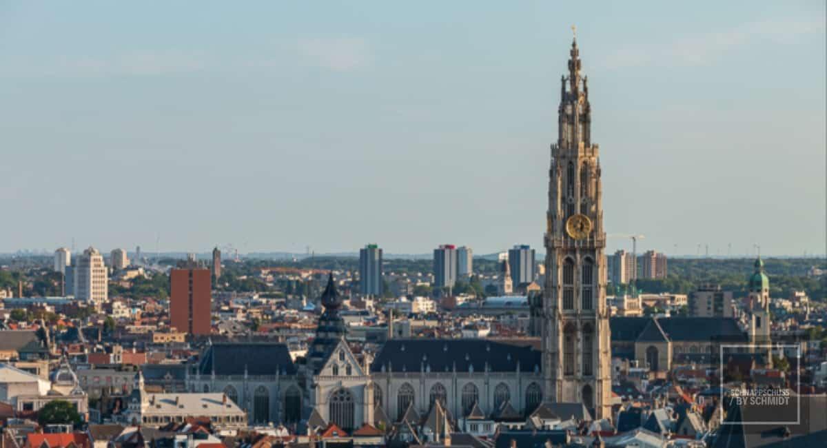 Antwerpen Cover