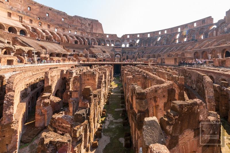 Sehenswürdkeiten in Rom - Kolosseum