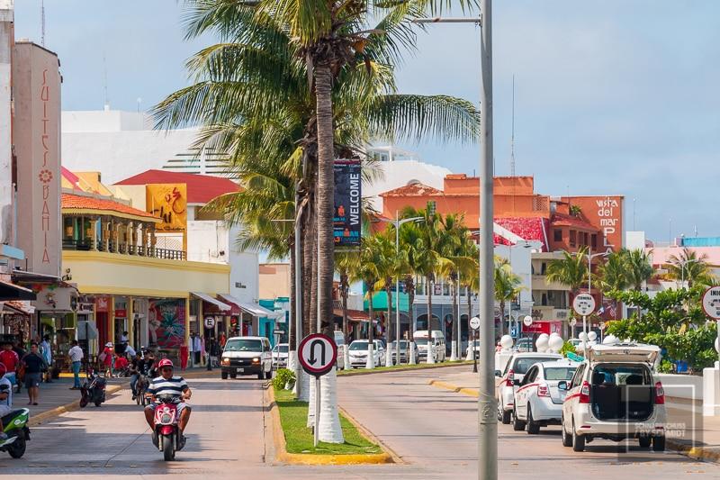 Mexiko Maya 1 - Cozumel 2