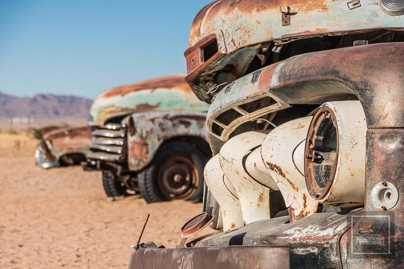 Solitaire - Amerikanische Autos