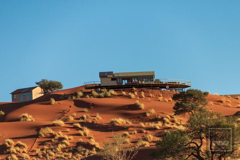 Das Dune Star Camp in Namibia