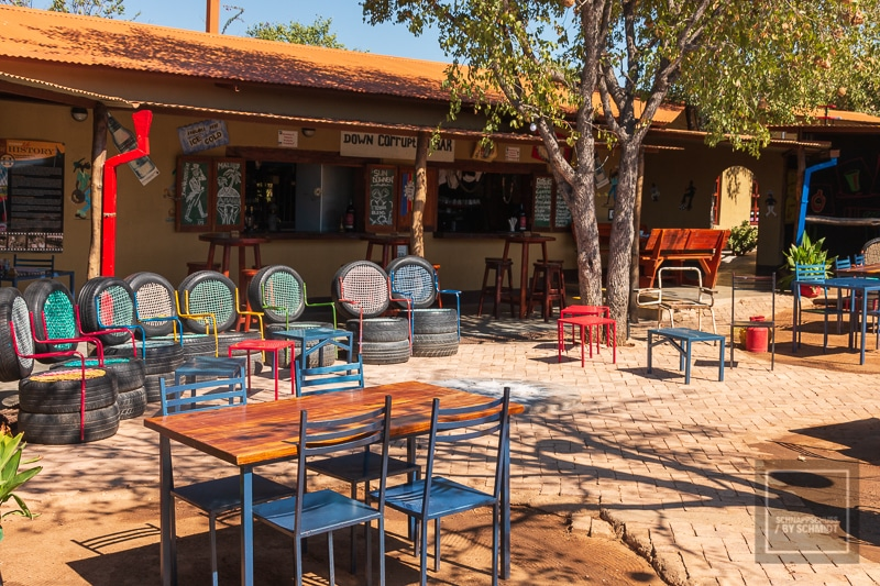 Namibia Rundreise 3 - Etosha Safari Camp
