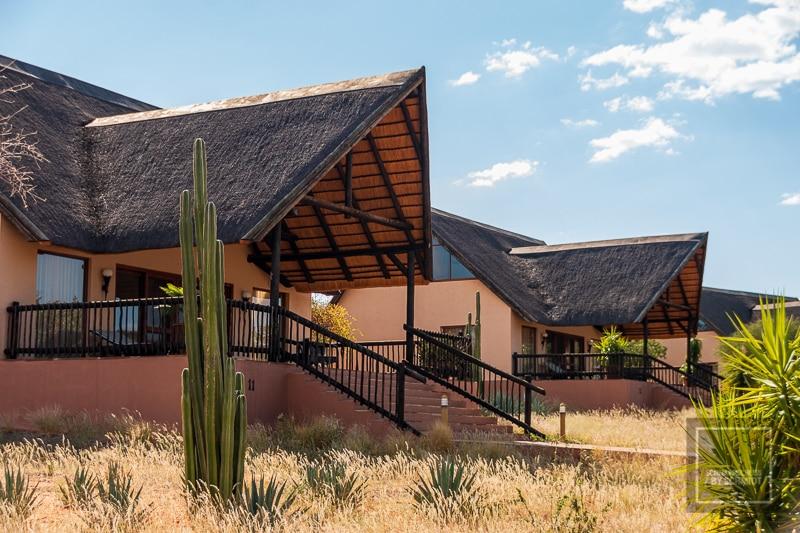 Namibia Rundreise 3 - Gästefarm Gelukspoort