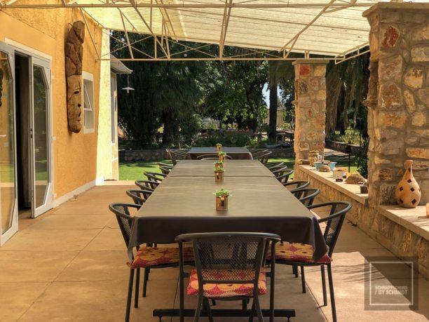 Namibia Rundreise 4 - Seidarap Gästehaus