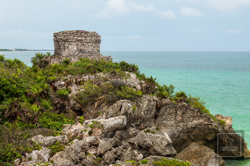 Mexiko Maya 2 - Tulum und Meer
