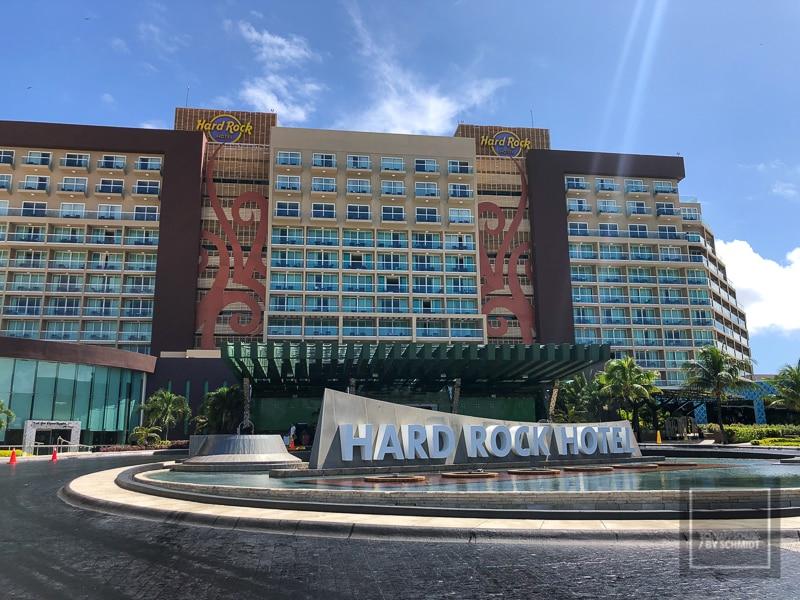 Mexiko Maya 3 - Hard Rock Hotel Cancún