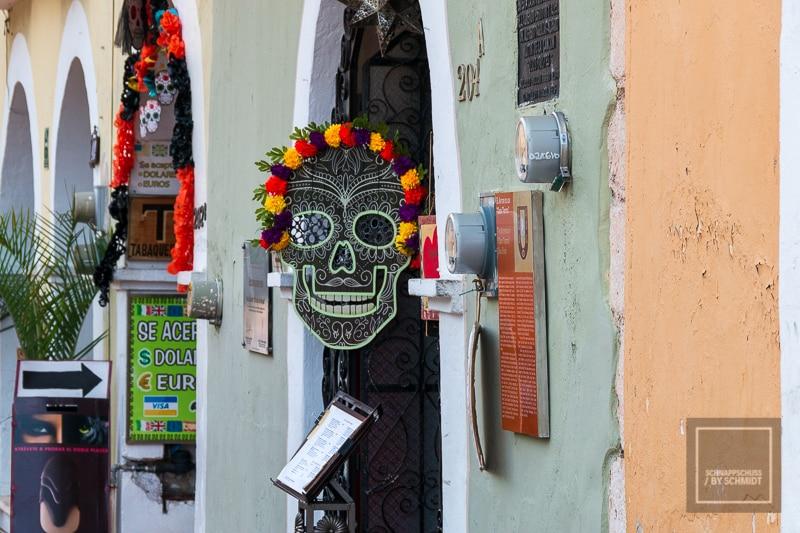 Mexiko Maya 3 - Valladolid