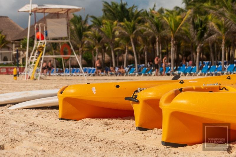 Mexiko Maya 3 - Strandtag