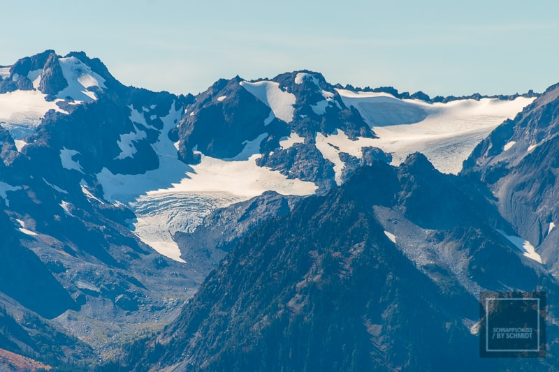 Olympic National Park - Berge