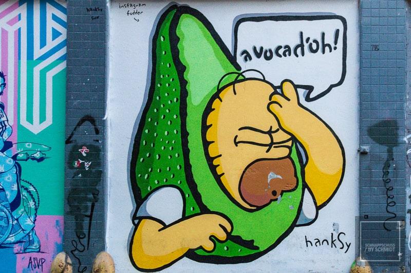New York City - Graffiti