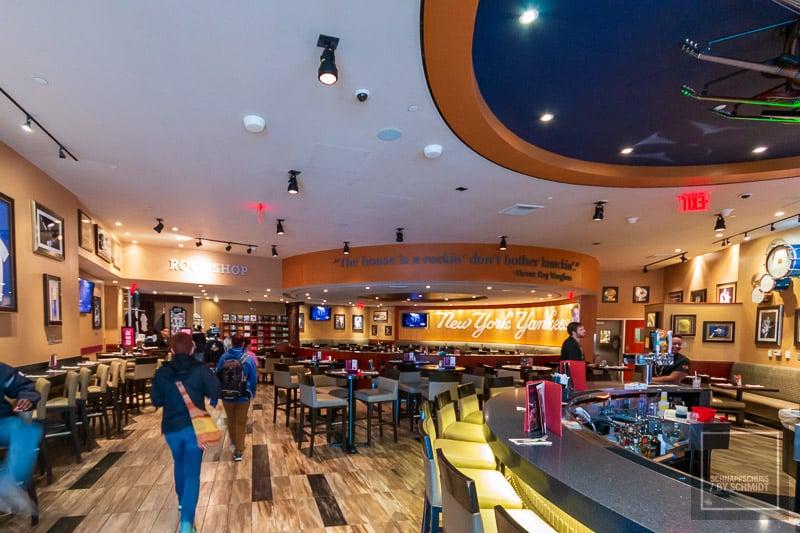 New York City - Hard Rock Cafe Yankee Stadium