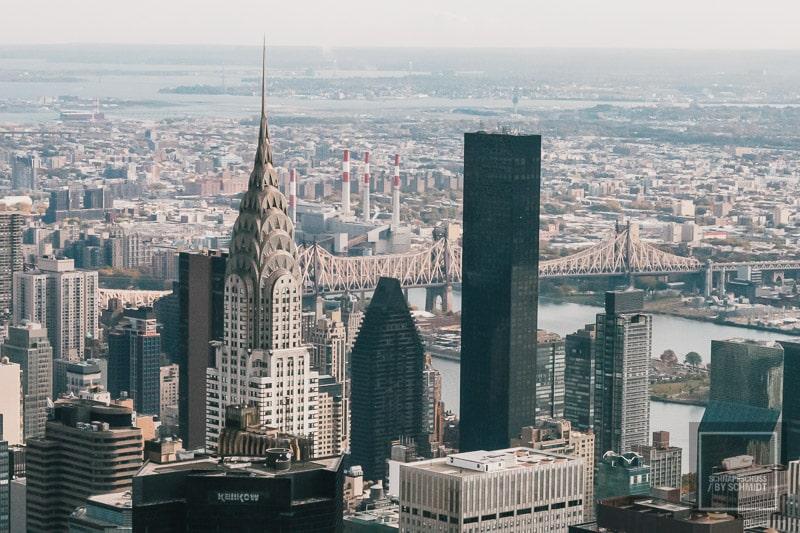 New York City - Crysler Building