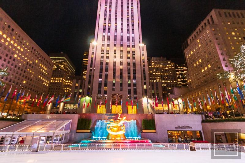 New York City - Plaza