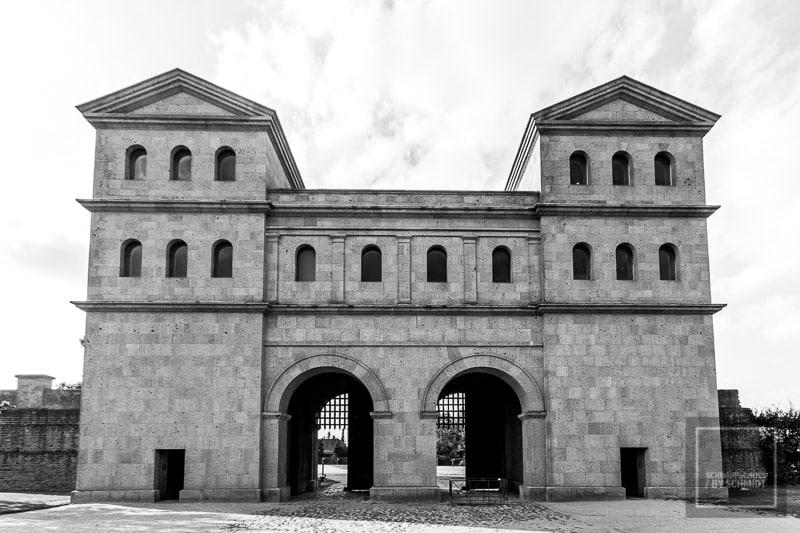 Archäologischer Park Xanten - Nordtor
