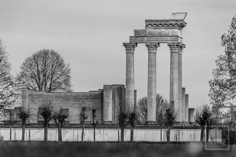 Archäologischer Park Xanten - Tempel