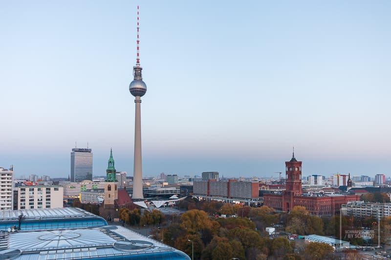 Berlin WelcomeCard - Fernsehturm