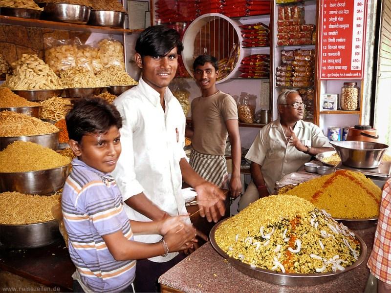 Kulturschock Indien