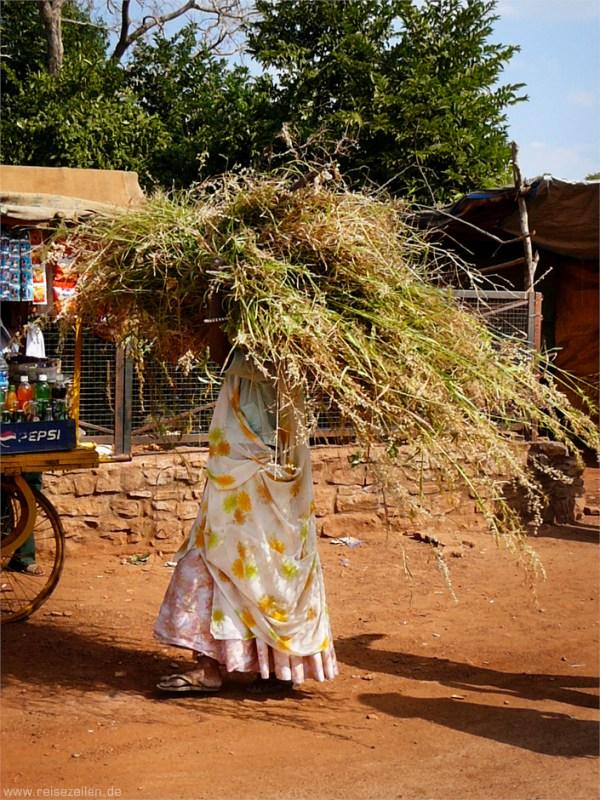 Indien - Reisetipps - Reisen - Rajasthan - Bauersfrau