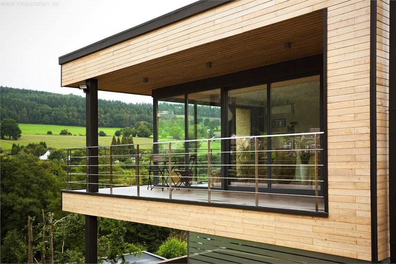 Modernes Ferienhaus in Belgien