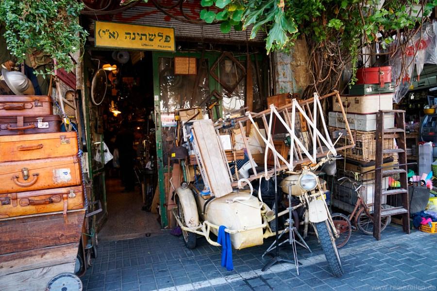 Israel Reisen Reisetipps Tel Aviv Jaffa Altstadt