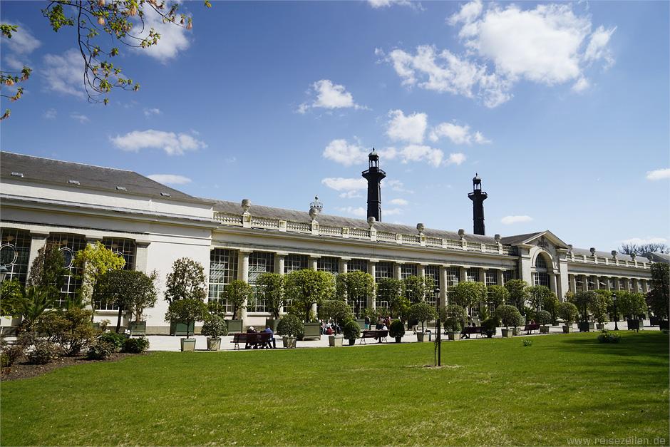 Gewächshäuser Laeken Brüssel Belgien - Orangerie