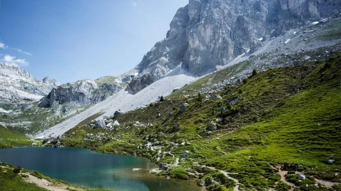bergwandern schweiz