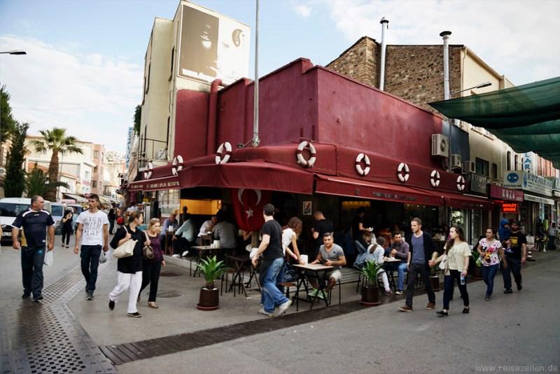 Reisen Reisebericht Reisetipps Türkei Türkische Ägäis Izmir Restauranttipp