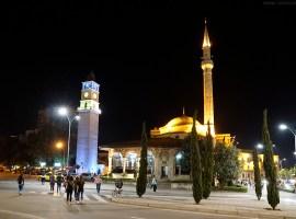 Tirana Hauptstadt Albanien