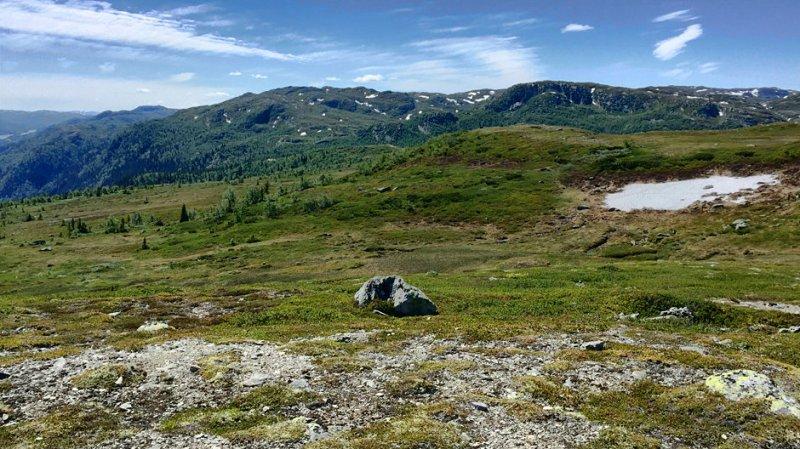 Telemark_Hardangervidda Plateau